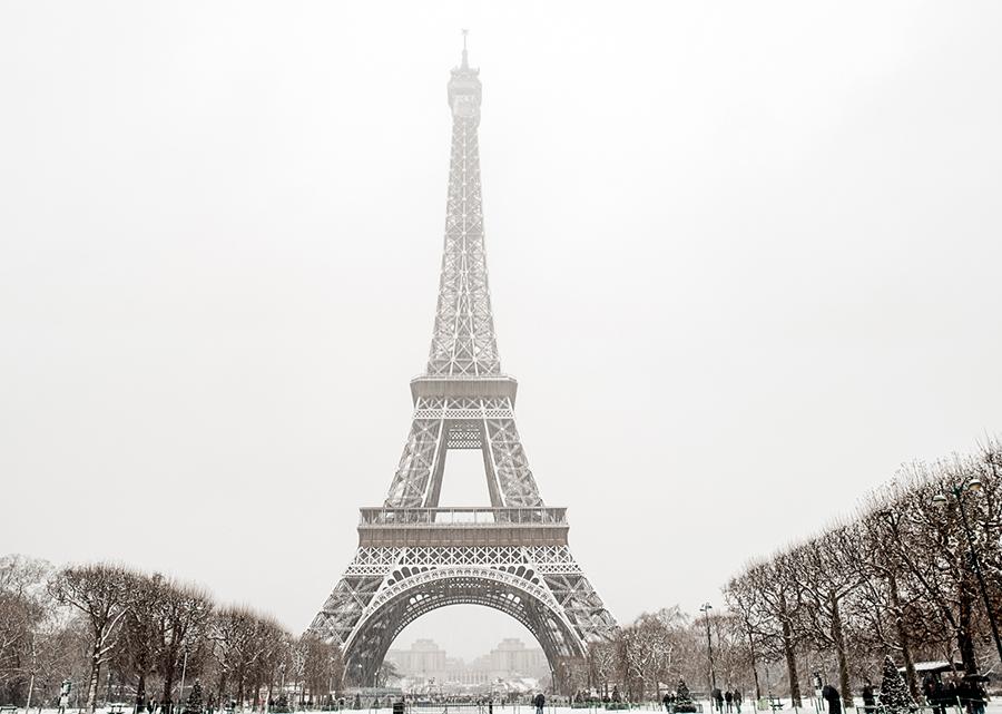 mala de viagem inverno em paris