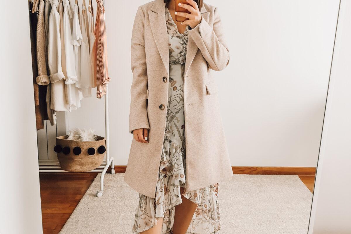 como usar vestidos no outono e inverno